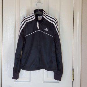 Adidas Black Track Jacket Kids sz S